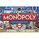 Winning Moves London Underground Monopoly Board Game