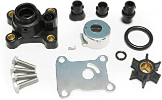 Sponsored Ad - Full Power Plus Impeller Kit for Johnson Evinrude 8-15HP Outboard with Housing 1974-UP 18-3327,394711