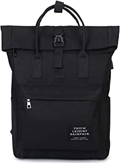 New laptop bag Backpack Usb Chargin School Bags For Women Girls boy Students Satchel