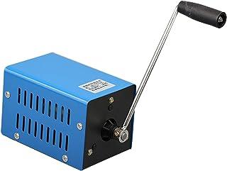Blesiya Hand Crank Generator, Portable Household Generator, Emergency Camping Tool