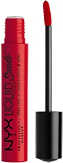 NYX PROFESSIONAL MAKEUP Liquid Suede Cream Lipstick, Kitten Heels