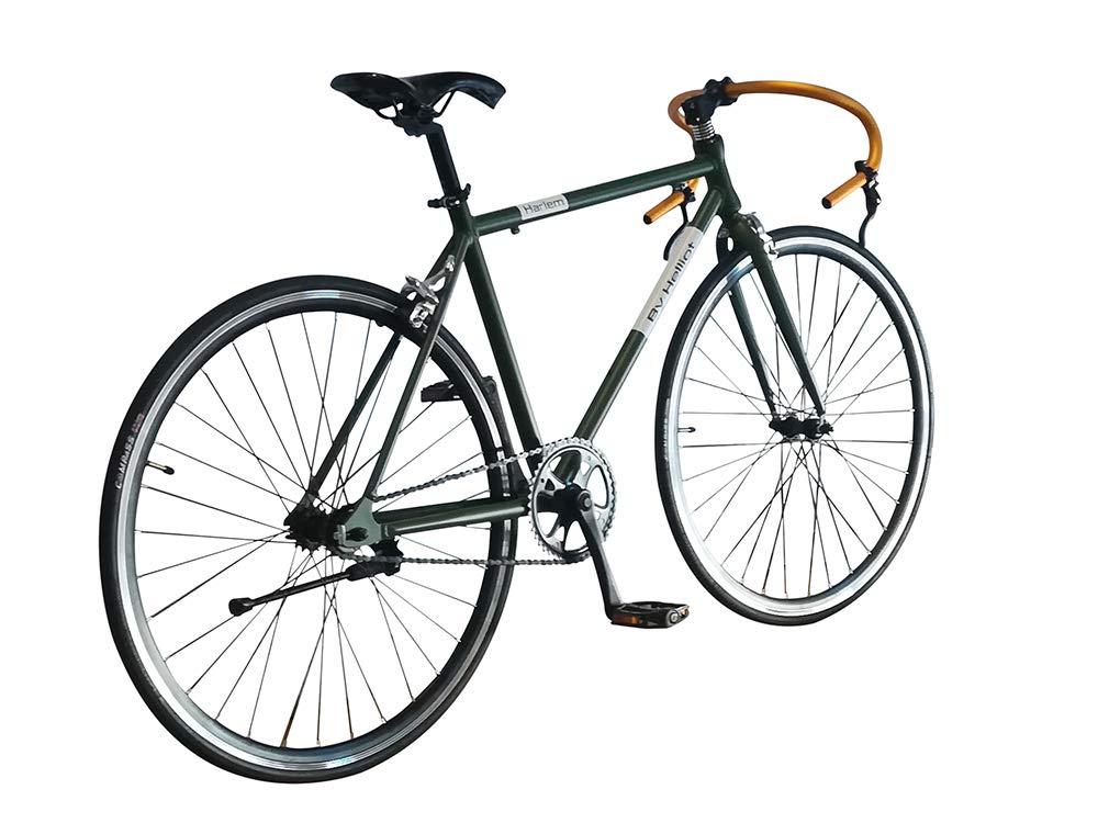 Helliot Bikes Harlem 2 Bicicleta Fixie, Adultos Unisex, Verde ...