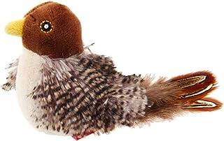 GiGwi Bird Melody Chaser, Brown, 7020