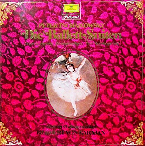 Tschaikowsky: Die Ballett-Suiten (Schwanensee/Dornröschen/Der Nußknacker) [Vinyl Schallplatte] [2 LP Box-Set]