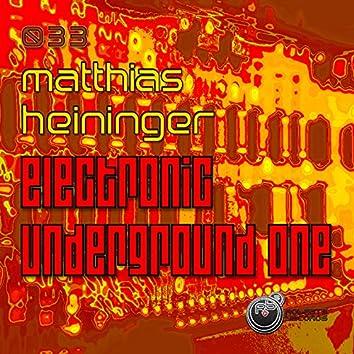 Electronic Underground One