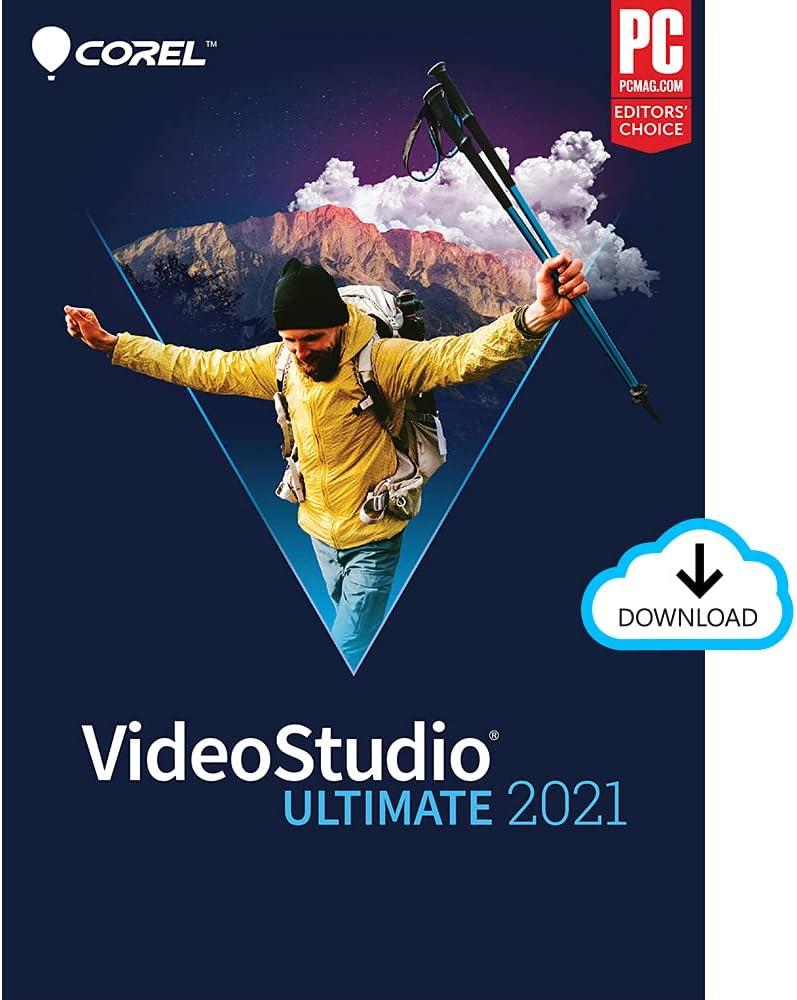 Corel VideoStudio Ultimate 2021 Video online shop Software Editing Manufacturer direct delivery Movie
