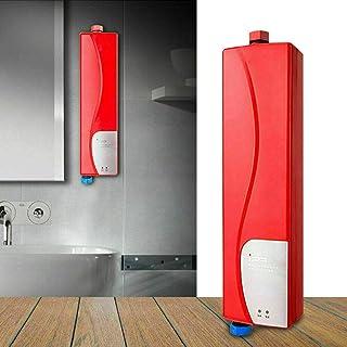 SHZICMY Mini chauffe-eau électrique de cuisine instantané AC 220 V