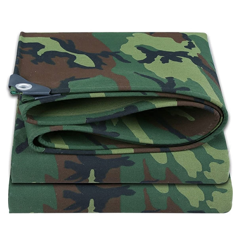 Shade Net/Sunscreen Tarpaulin Waterproof Heavy Duty Outdoor Shade Cargo Rainproof Anti-Oxidation Oxford Cloth, Multiple Sizes Available, WenMing Yue, 3.8 x 7.8m