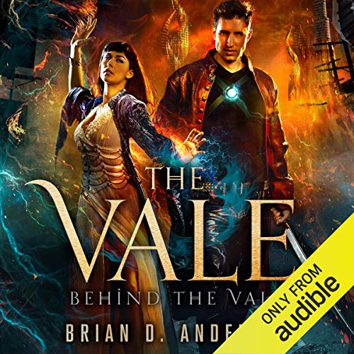 Couverture de Behind the Vale