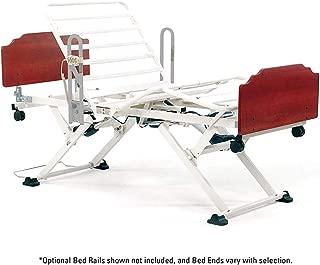 CS3 Long Term Care Bed, Solar Oak Amherst Bed Ends