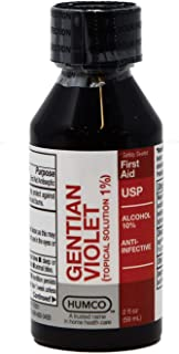 Gentian Violet (TOPICAL SOLUTION 1%) 2 FL OZ