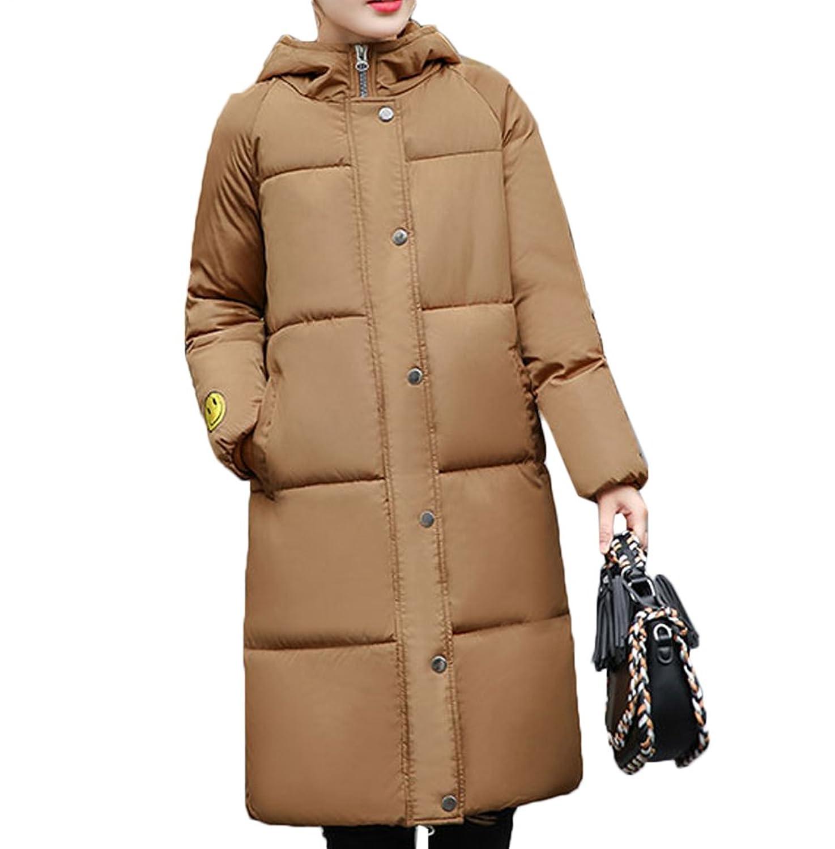 [美しいです] レディース コート フード付き ハーフ丈 コート 冬 軽量 厚手 防寒 防風 カジュアル ダウンコート 保温性