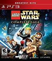 Lego Star Wars: The Complete Saga- Greatest Hits - Playstation 3 [並行輸入品]