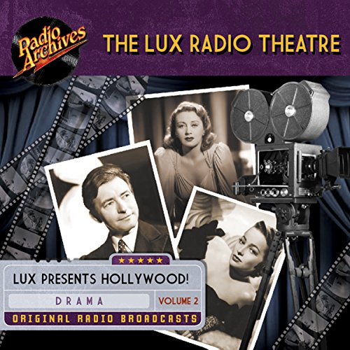 Couverture de Lux Radio Theatre - Volume 2
