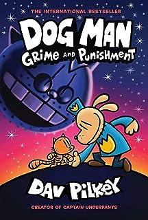 DOG MAN: GRIME AND PUNISHMENT NO. 9
