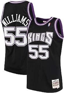 jason williams throwback jersey