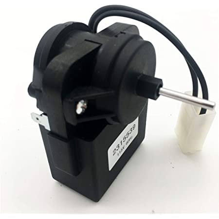 2315539 Refrigerator Evaporator Fan Motor Replacement for Maytag MTF2142MEW00 Compatible with WP2315539 Evaporator Motor