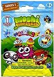 Moshi Monsters Moshlings Mini Figures - Series 1 - Pack of 1 Figure (w/ 1 code)