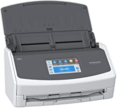 $379 » Fujitsu ScanSnap iX1500 Color Duplex Document Scanner with Touch Screen for Mac and PC (White Model, 2020 Release) (Renewed)