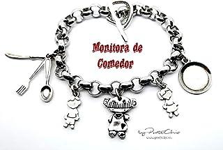 Pulsera MONITORA DE COMEDOR