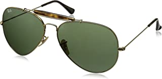 RB3029 Outdoorsman II Aviator Sunglasses
