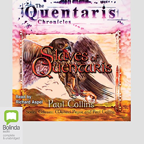Slaves of Quentaris cover art