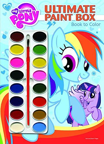 Mlp Ultimate Paint Box Btc