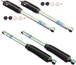 NEW BILSTEIN FRONT & REAR SHOCKS FOR 07-18 JEEP WRANGLER JK WITH A 1.5