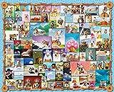 s Puzzle de 1000 piezas Animal Quackers, Multi