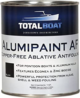 TotalBoat Alumipaint AF Aluminum and Pontoon Boat Bottom Paint