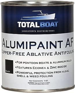 antifouling paint for aluminum pontoons