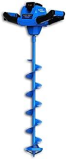 SuperHandy Ultra Duty Eco-Friendly Electric Power Cordless Auger Power Head w/Steel 8