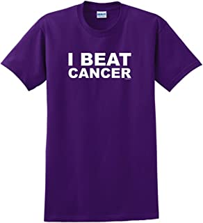 ThisWear I Beat Cancer Awareness Cancer Survivor T-Shirt