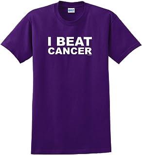 ThisWear I Beat Cancer Awareness Cancer Survivor T-Shirt