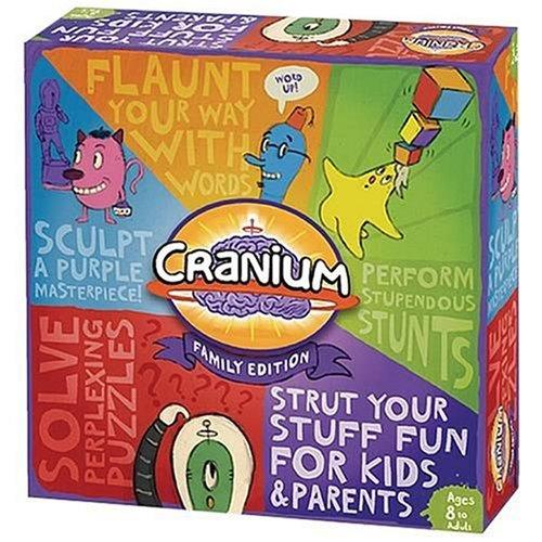 Cranium Family Edition