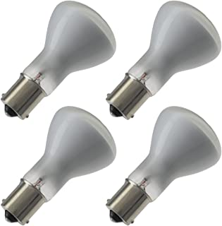 GE 1385 Incandescent Lamp Light Bulb 20W 28V BA15s Single Bayonet 27154