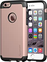 iPhone 6s Case, LUVVITT [Ultra Armor] Shock Absorbing Case Best Heavy Duty Dual Layer Tough Cover for Apple iPhone 6 / iPh...