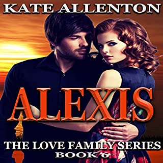 Alexis audiobook cover art