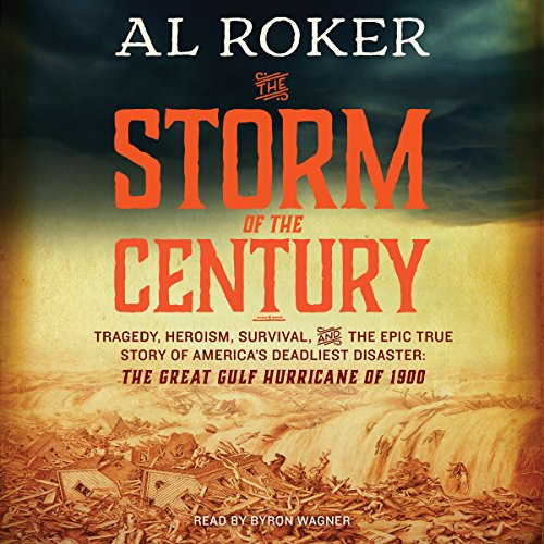 The Storm of the Century audiobook cover art