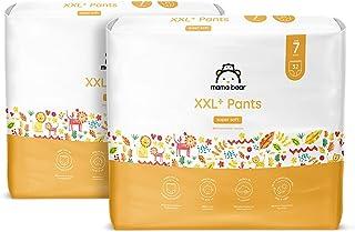 Amazon-merk: Mama Bear - 64 broekluiers XXL+ - maat 7 (16kg+)