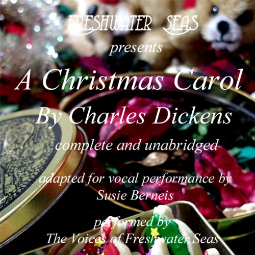A Christmas Carol [Freshwater Seas Version] audiobook cover art