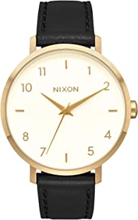 Nixon Arrow Casual Women's Watch (38mm. Leather Band)