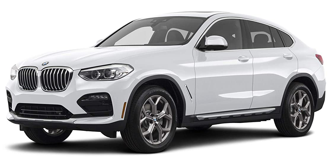 Bmw X4 2020 White