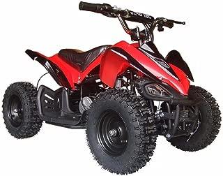 MotoTec 24v Kids ATV v2 in Red