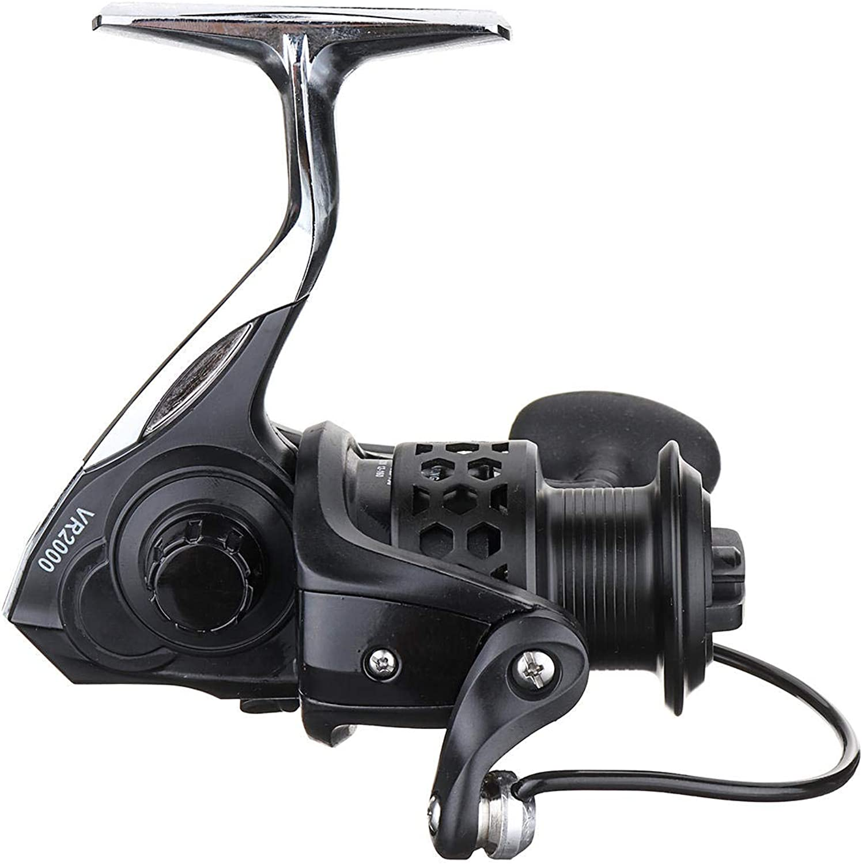 ZANLURE 11+1 BB 5.1 1 6.0 1 5.7 1 Metal Spinning Fishing Reel VR1000-6000 Sea Fishing Wheel - 4000