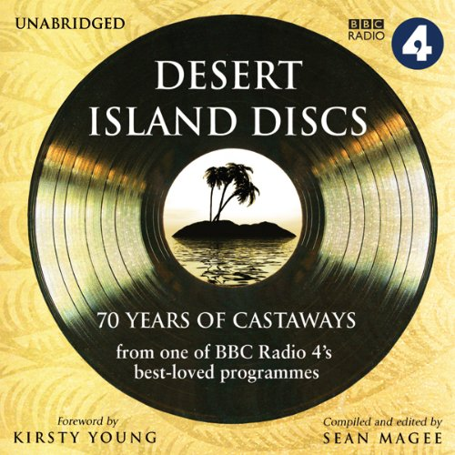 Desert Island Discs audiobook cover art