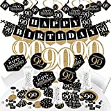 Cheers to 90 Years Party Decorating Kit