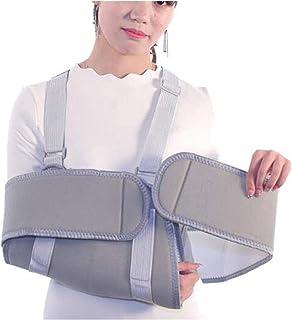 Cabestrillo Inmovilizador de hombro, brazo eslingas Soporta izquierda y mano derecha del codo Protección Brace conveniente...