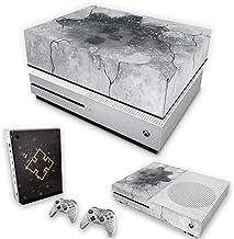 Capa Anti Poeira e Skin para Xbox One S Slim - Modelo 300
