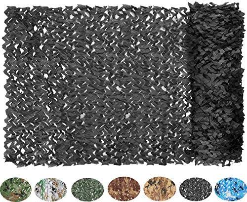 NICEFISH Camo Net Military Camouflage Netting Camouflage Net for Photography Background Decoration product image